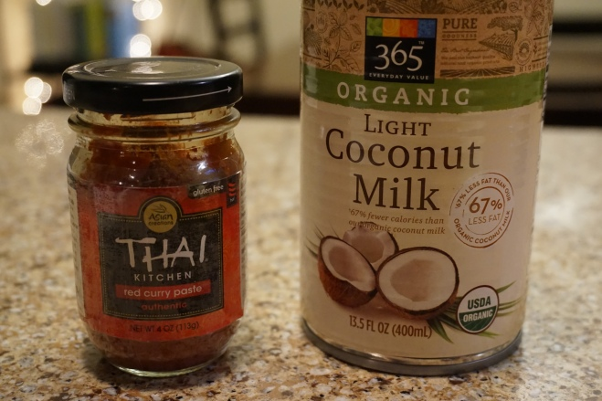 Thai Kitchen Lite Coconut Milk thai chicken curry | a capitol contessa