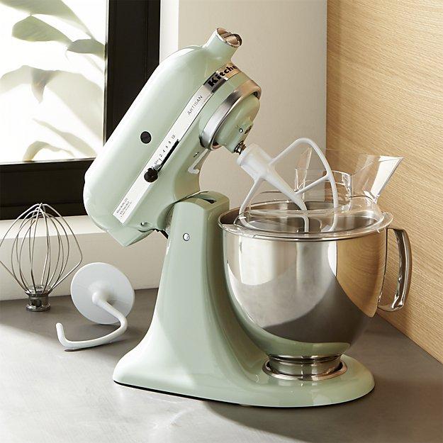 kitchenaid-artisan-pistachio-stand-mixer